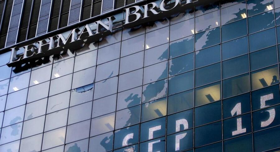 Tirsdag er det syv år siden, at finanskrisen manifesterede sig med investeringsbanken Lehman Brothers konkurs.