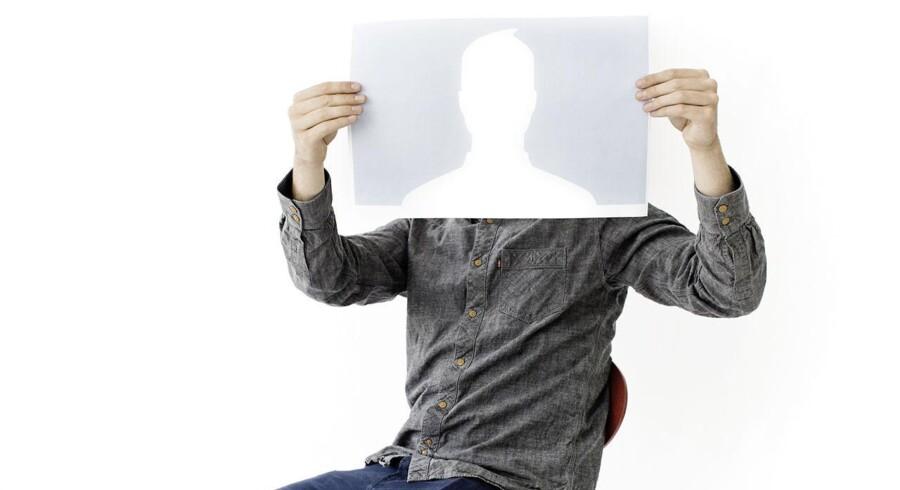 På flere nettet bliver der flere muligheder for at optræde anonymt.
