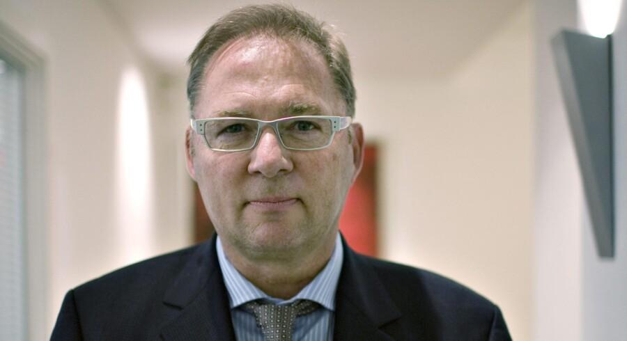 Proark er ejet af Michael Kaa Andersen, der i 1987 etablerede EjendomsInvest. Nu er koncernen under afvikling. Foto: Brian Berg