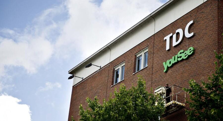 TDC køber bredbåndsudbyderen ComX, der har været i store vanskeligheder.