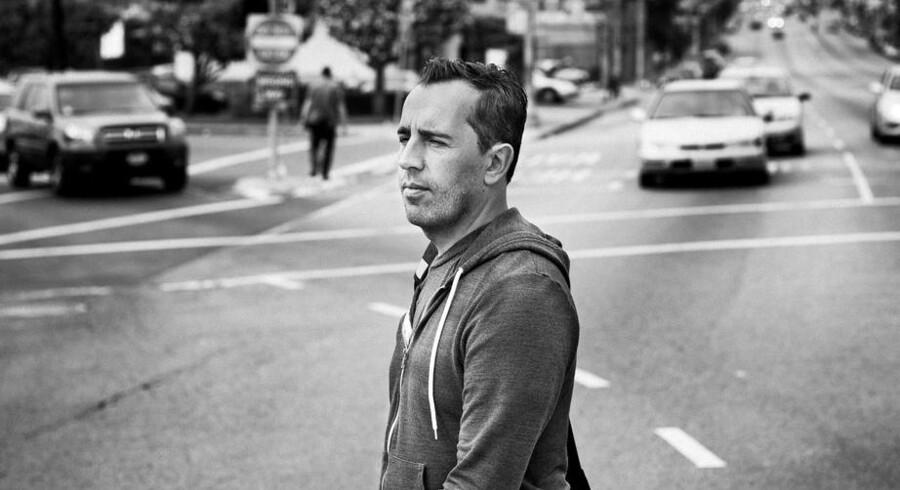 Nikolaj Arcel har forlagt residensen til filmbyen Los Angeles. Foto: Asger Ladefoged.