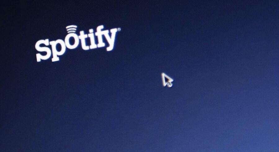 Spotify kan med ny investering være tættere på også at tilbyde film og TV