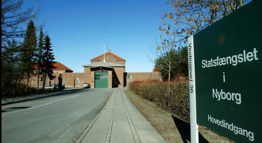 Statsfængslet i Nyborg.