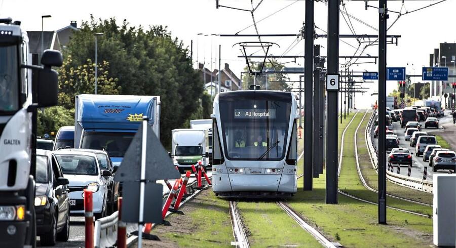 Mens sagsbehandlingen er i gang, gør Aarhus Letbane sig klar til at åbne driften med passagerer, umiddelbart efter at de modtager godkendelsen fra Trafikstyrelsen.