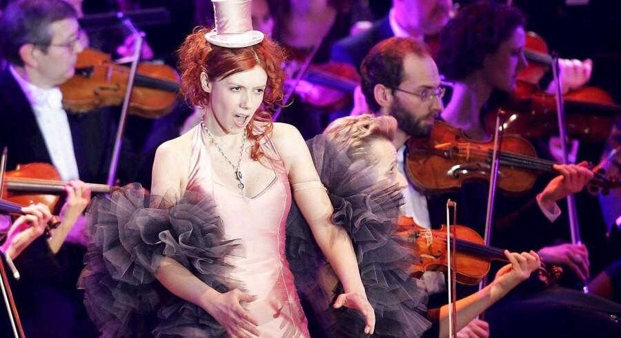 Den franske sopran Patricia Petitbon begejstrede sidste år i DR Koncerthuset og kan nu opleves ved Copenhagen Opera Festival.