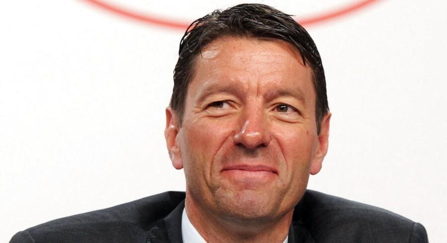 Kasper Rørsted er en populær herre i tysk erhvervsliv.