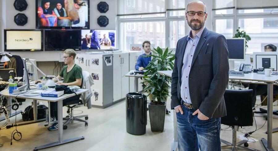Souschef og digital redaktør for Berlingske Business, Mikael Hjort.