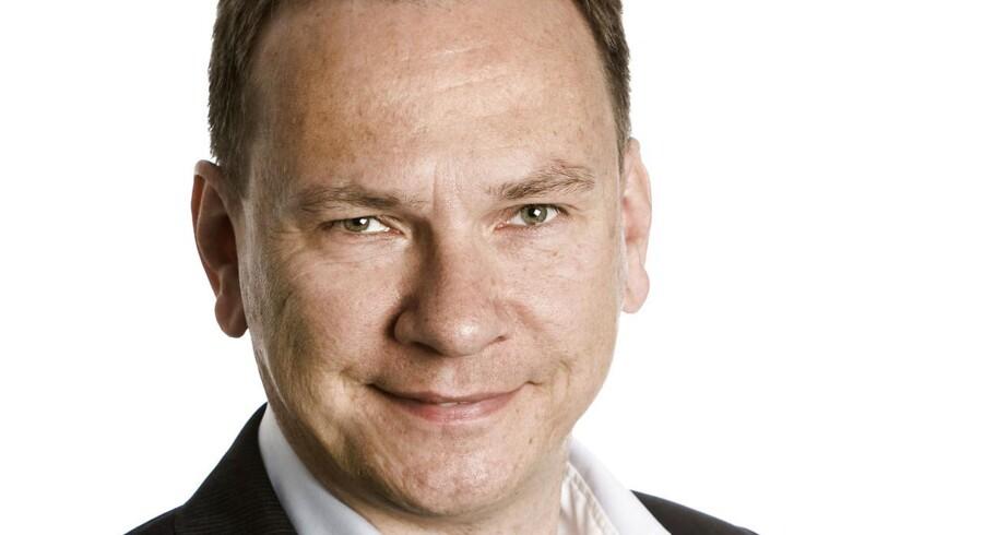 Morten Suhr Hansen, Administrerende direktør, Subscrybe