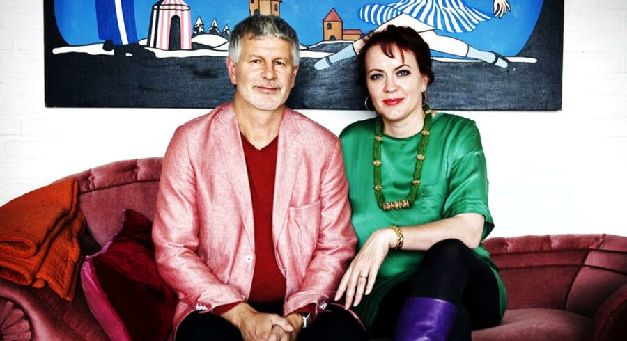 Ægteparret bag Lauritz.com Bengt Sundström og Mette Rode Sundström har store drømme om børsnotering, men virkeligheden viser et selskab med høj gæld og underskud efter opkøb.