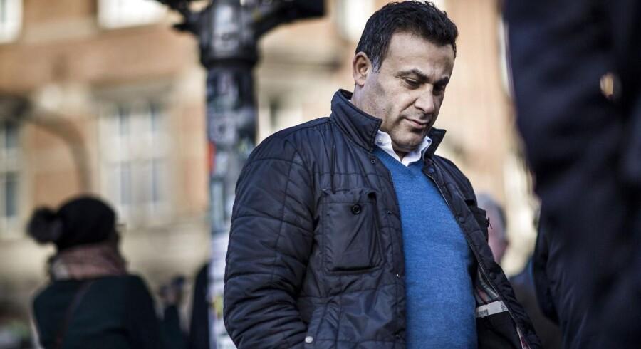 Naser Khader kalder støtten til Bashar al-Assad en falliterklæring fra den danske regering.