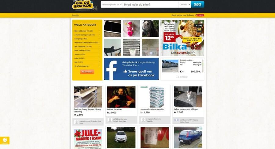 Fynske Medier overtager nu det fulde ejerskab af det digitale kræmmermarked, GulogGratis.dk