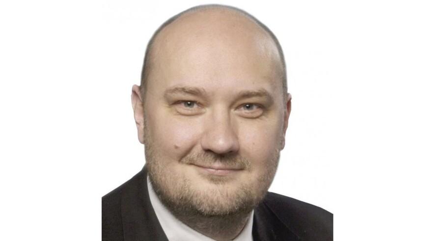 Søren Hviid Pedersen, Cand.scient.pol., ph.d.