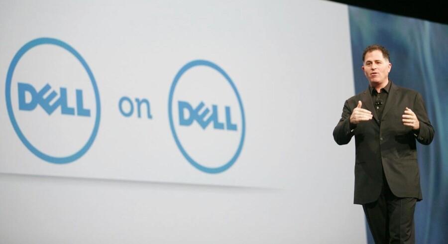 Michael Dell ser ud til at få held med at tilbagekøbe PC-producenten, som han selv stiftede, og som bærer hans navn.