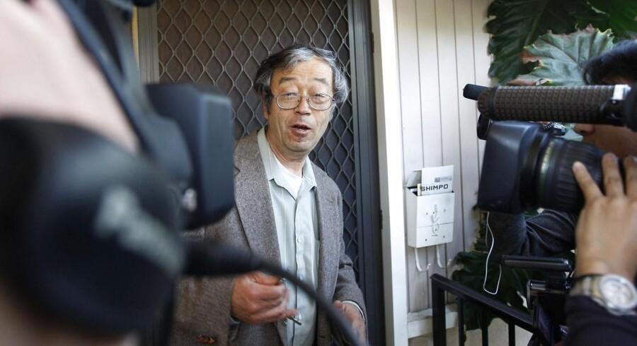 Det amerikanske nyhedsmagasin Newsweek skrev torsdag at Satoshi Nakamoto angiveligt er man bag den virtuelle valuta bitcoin.