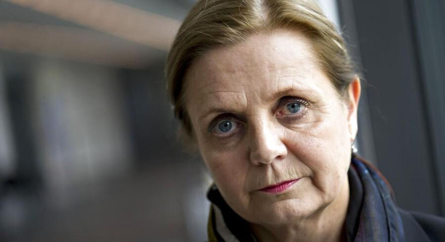 Sydbanks adm. direktør, Karen Frøsig.