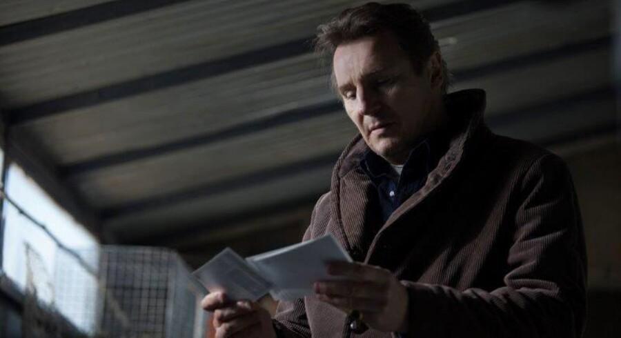 Liam Neeson som privatdetektiv uden licens. Og for en sjælden gangs skyld uden skydevåben.