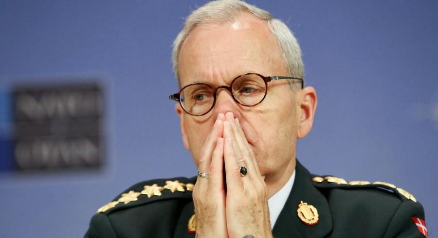 General Knud Bartels.