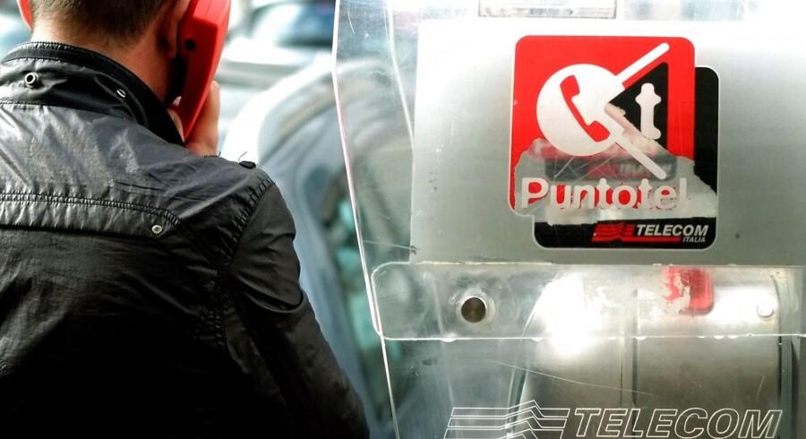 Ifølge Bloomberg har Telecom Italia søndag lagt et bud på syv mia. euro svarende til i omegnen af 50 mia. kr. for brasilianske GVT.