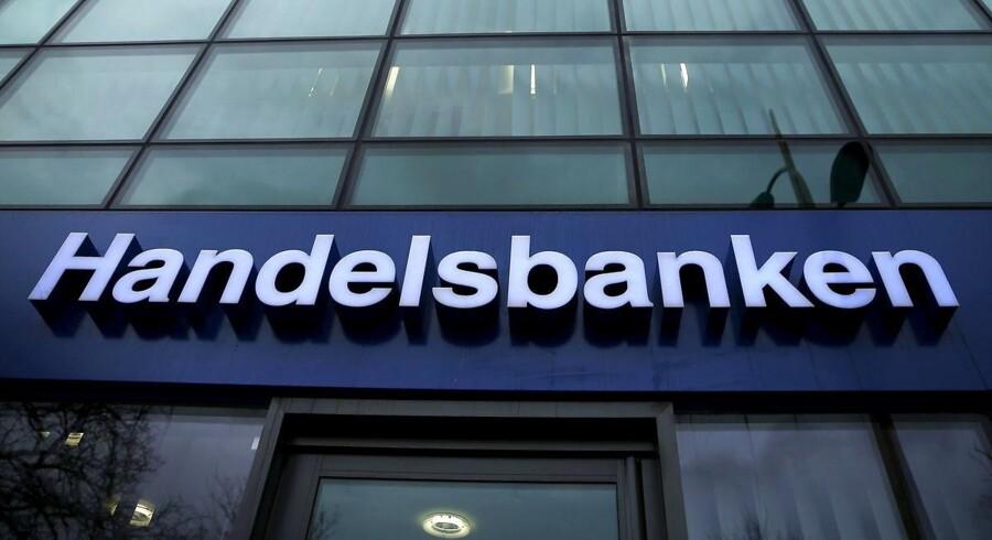 Arkivfoto: Handelsbanken.