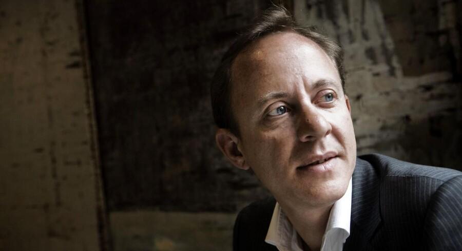 Jesper Theill Eriksen forlader om få dage sin direktørpost hos KPN i Holland. Arkivfoto: Peter Helles Eriksen, Scanpix