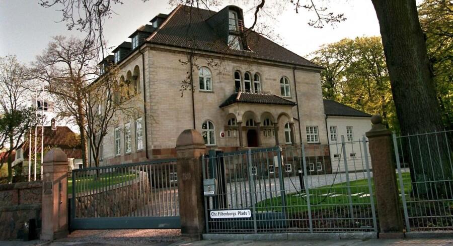 Schouw og Co., Chr. Filtenborgs Plads 1, Århus.