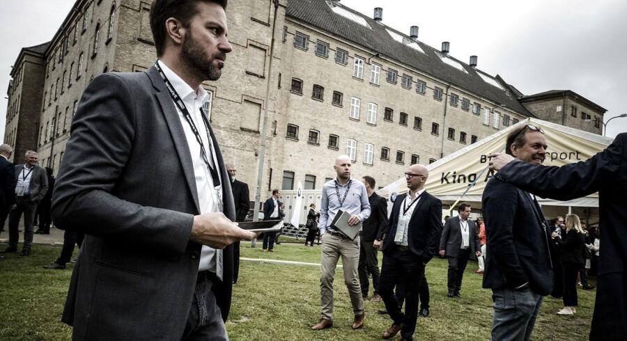 VL Døgnet d. 26. maj 2016 - i Horsens Statsfængsel