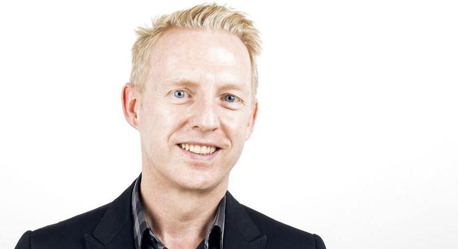 Arkivfoto. Henrik Day Poulsen, speciallæge i psykiatri.