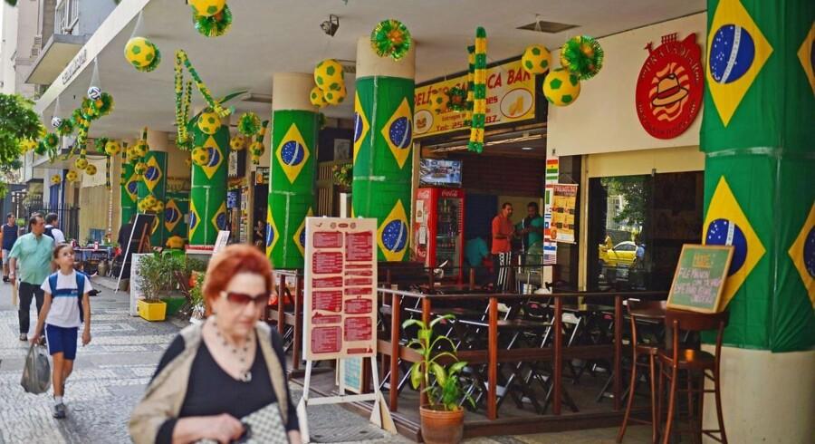 Brasilien har ikke udviklet sig til den vækstøkonomi, landet var udråbt til, vurderer investeringsstrateg hos Formuepleje.