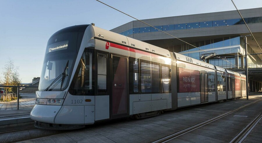 Selv om letbanen i Aarhus er stærkt forsinket, er kommunen i fuld gang med at planlægge udbygning af banen.