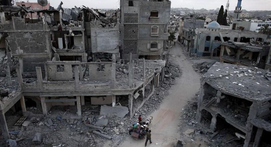 En ny rapport påpeger, at Israel gik hårdt til værks under bombardementerne af Gaza i 2014, hvilket blev direkte årsag til de mange civile dræbte.