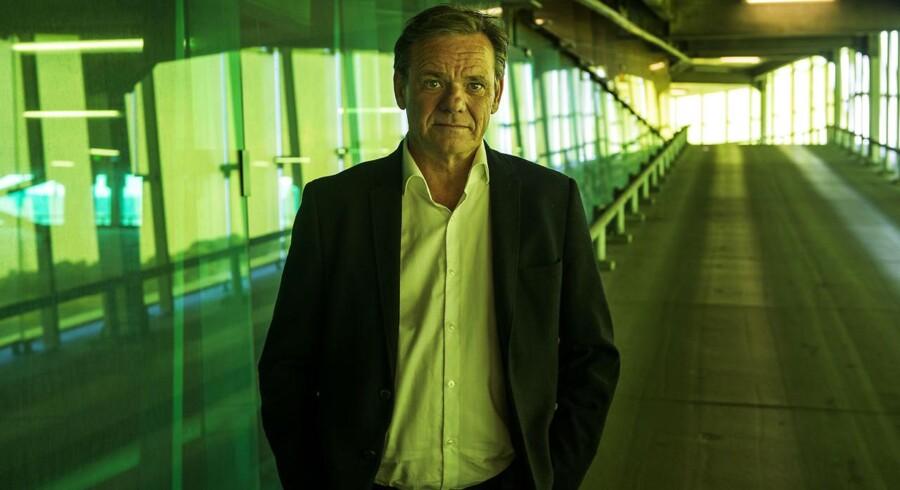 Bestyrelsesmedlem i Scan-Tech, Bjarne Jensen. Torsdag den 16. juli 2015.