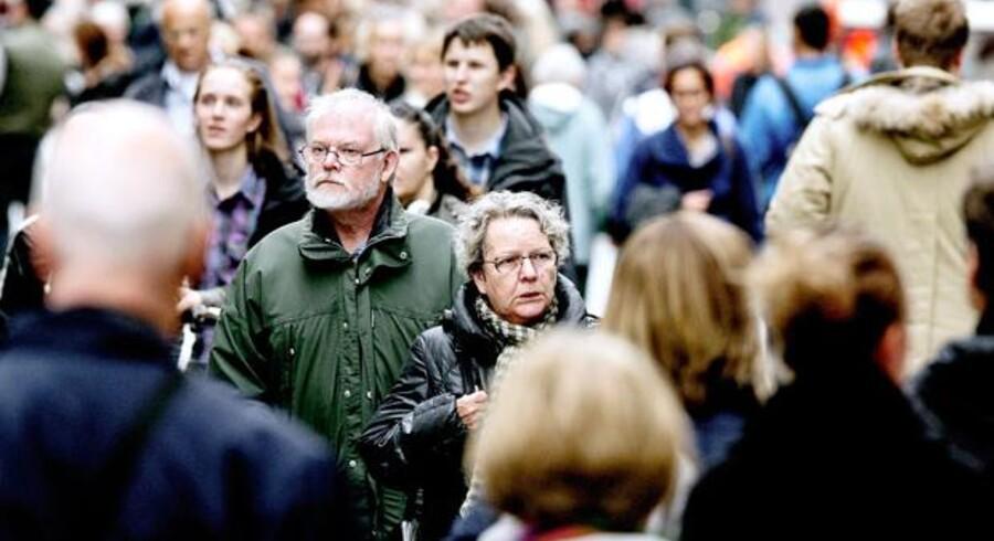 Mens andre lande de senere år har reageret på globaliseringen ved at sænke skatterne, er danskerne blevet udsat for et stadigt stigende skattetryk.