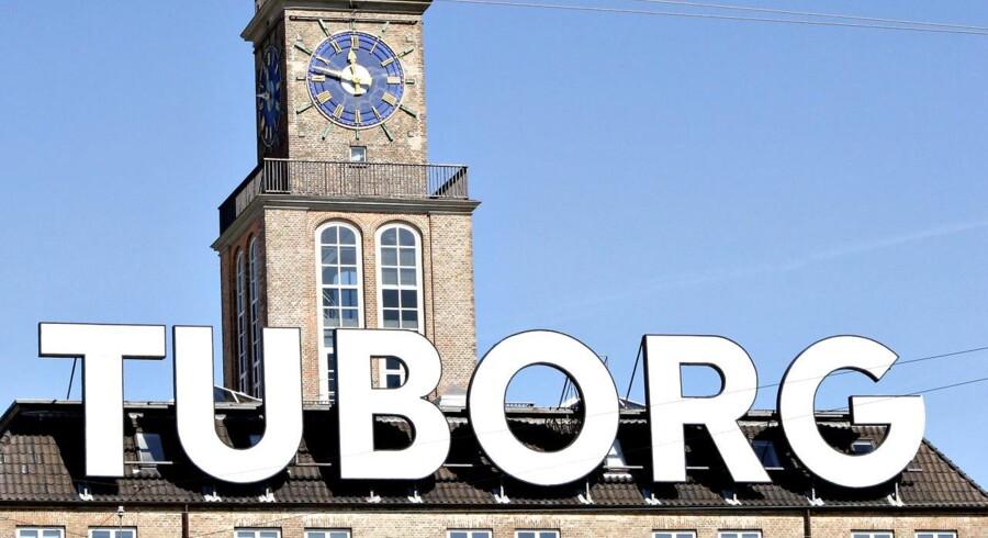 Aberdeen Danmark har i dag kontor i Tuborgs gamle lokaler på strandvejen.