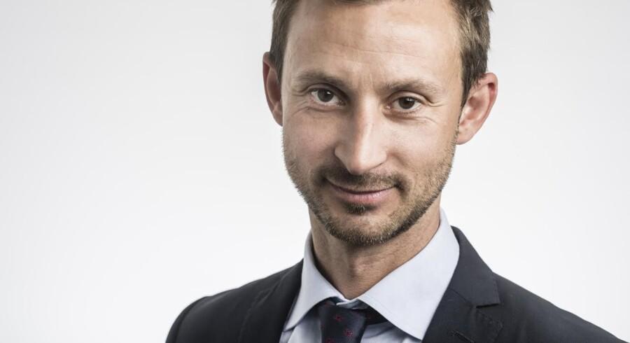 Mikkel Aarø-Hansen tiltræder som ny administrerende direktør for Wonderful Copenhagen.