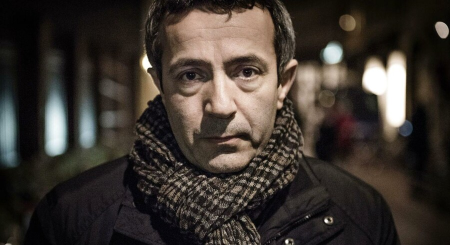 Dan Rosenberg, formand for Jødisk Samfund, ville hellere have en film om ofrene for terrorangrebet i København i januar.