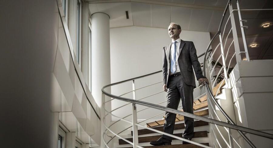Alm Brands administrerende direktør Søren Boe Mortensen.