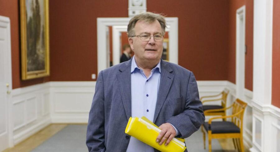 Claus Hjort Frederiksen. ARKIVFOTO