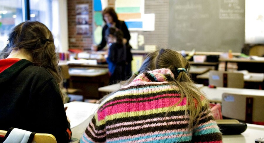 Lærernes sygefravær er eksploderet, viser tal fra Kommunernes og Regionernes Løndatakontor.