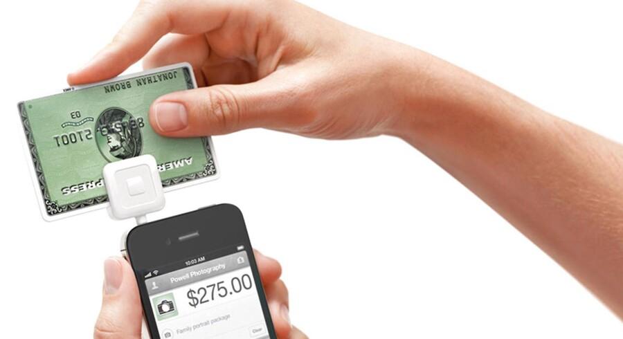 Fremtidens betaling kommer til at foregå med mobiltelefonen