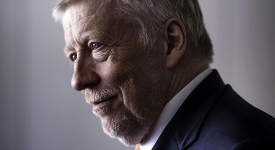 Peter Lybecker, formand for Danmarks Skibskredit.