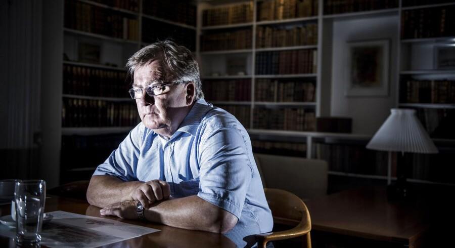 DI bakker op om finansminister Claus Hjort Frederiksen (V), når han siger, at asylstramninger ikke vil påvirke Danmarks mulighed for at tiltrække arbejdskraft.