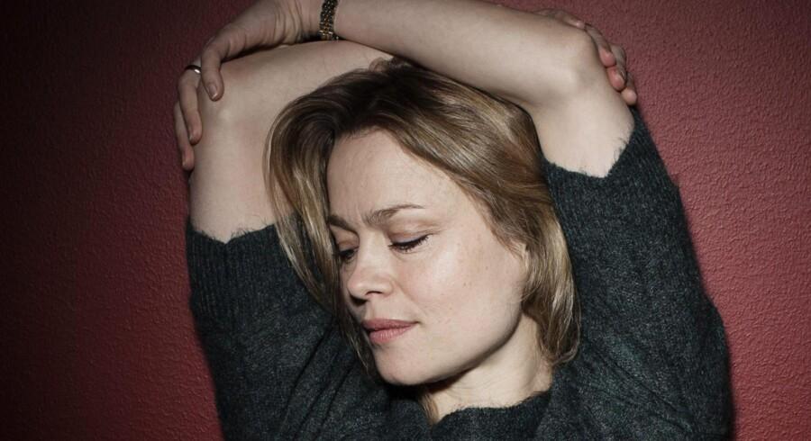 Helle Fagralid fotograferet af Jeppe Bjørn Vejlø