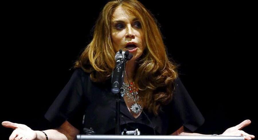 Den kontroversielle blogger, Pamela Geller, får sine værker udstillet under Folkemødet på Bornholm. Det var hendes udstilling, der for nylig blev angrebet med våben i Garland i Texas. Geller har også postuleret, at præsident Obama er muslim og ønsker at ødelægge USA.