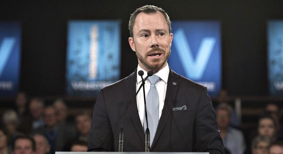 Politisk ordfører Jakob Ellemann-Jensen.
