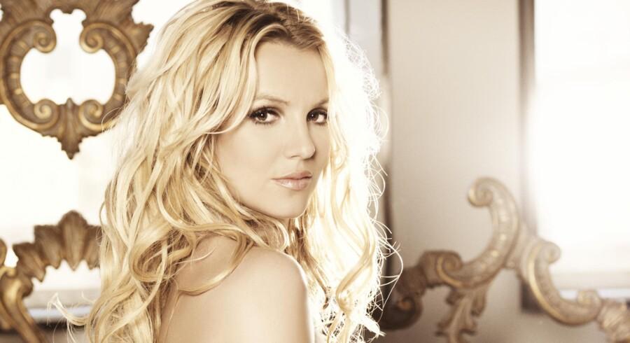 Engang var hun naboens nogenlunde nyde-lige datter. Så gik det hele galt for Britney Spears, som på sit nye album, »Glory«, serverer små doser sukkerpop. PR-foto