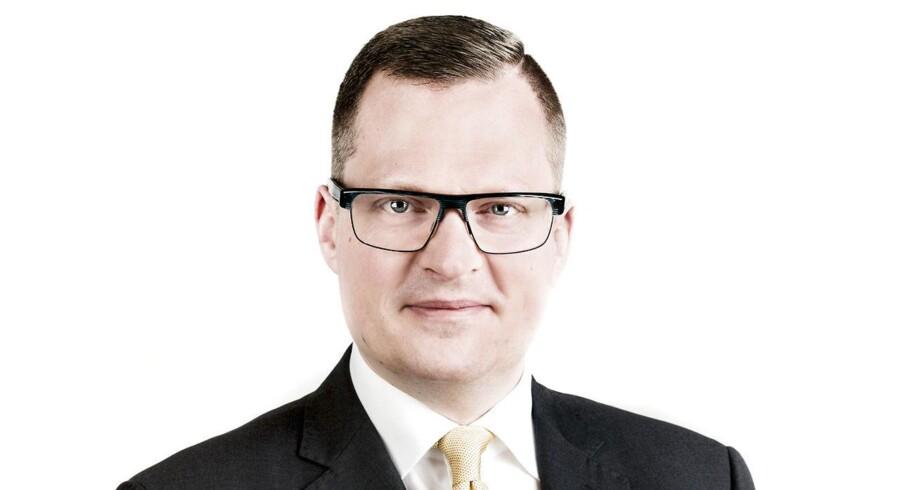 Jesper Beinov, Berlingskes kulturredaktør.
