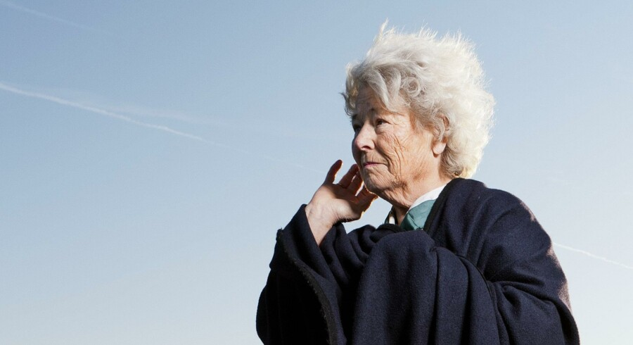 Kunsthistoriker Lise Svanholm har især skrevet bøger om malerne på Skagen. Foto: Jens Astrup Jens Astrup
