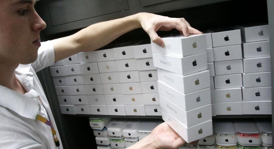 Er magien ved at gå af Apples produkter, således at selskabet ikke kan tage den samme merpris for dem som tidligere?