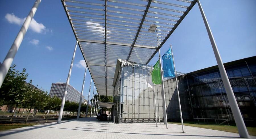 Det tyske medicinalselskab Bayer har hævet ambitionerne for salget af fem nyligt lancerede lægemidler.