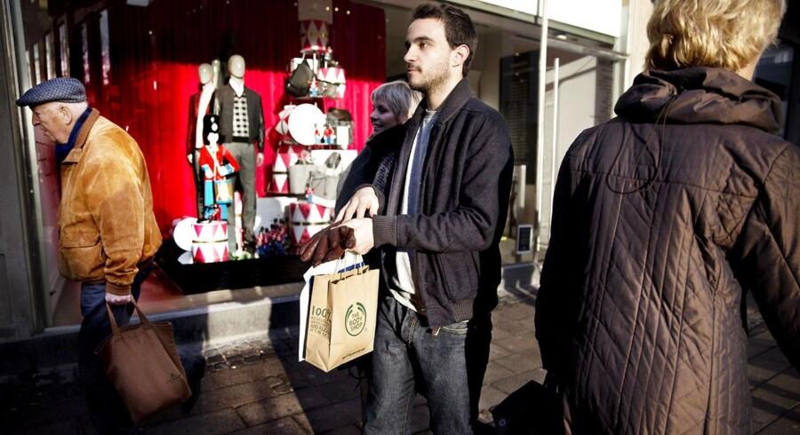 Forbruget og optimismen i dansk økonomi er ved at vende tilbage efter syv magre år.